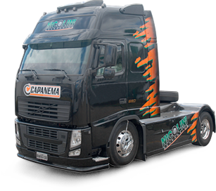 Banner Truck