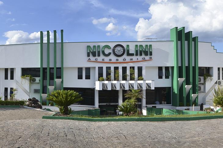 Instalada em um moderno parque industrial